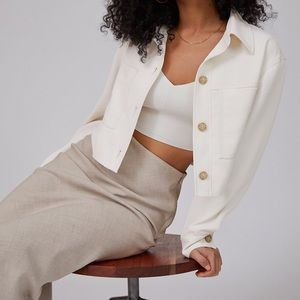 Wilfred Little Cropped Jacket